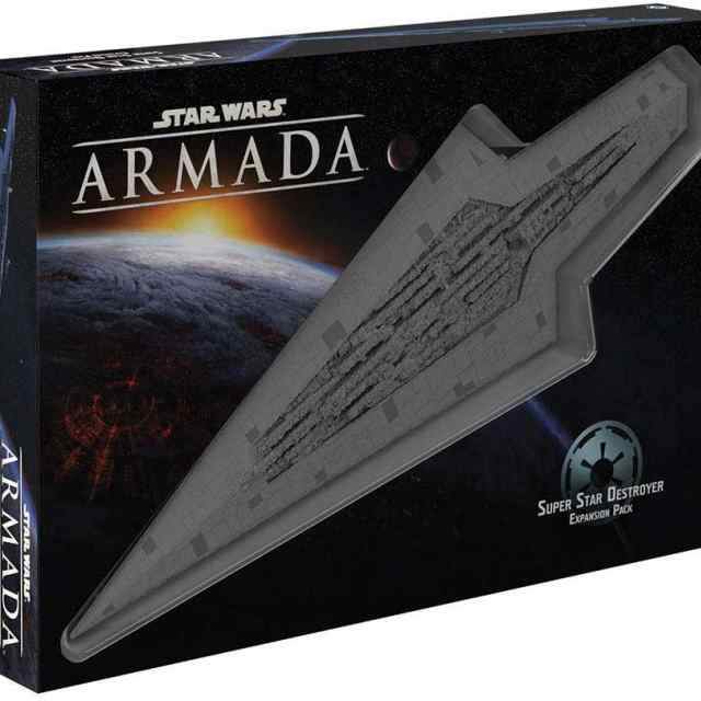 Star Wars Armada: Super Destructor Estelar Imperial TABLERUM