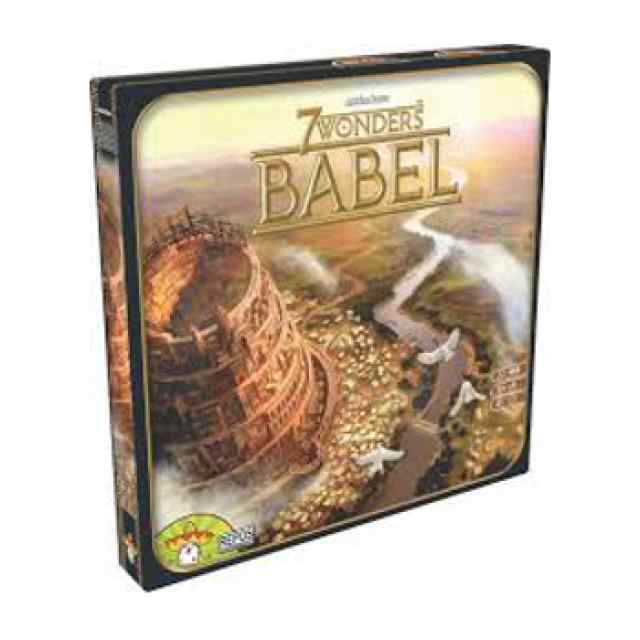 comprar 7 Wonders: Babel