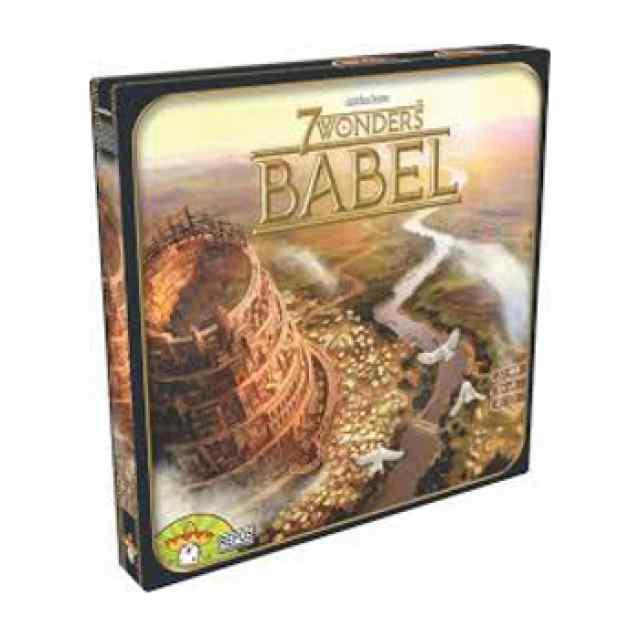 comprar 7 Wonders: Babel