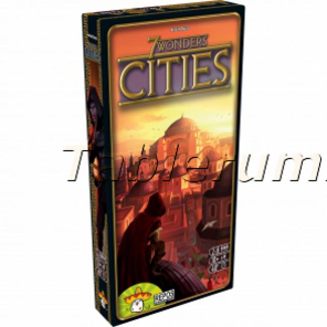 comprar 7 Wonders: Cities