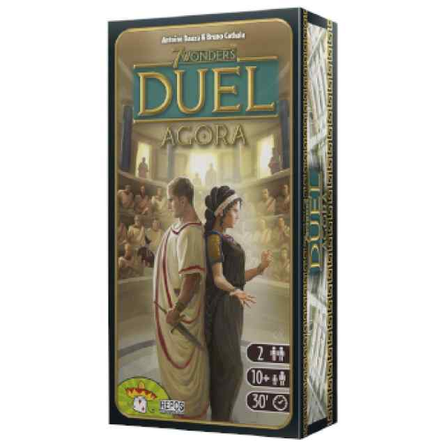 7 Wonders Duel: Agora TABLERUM