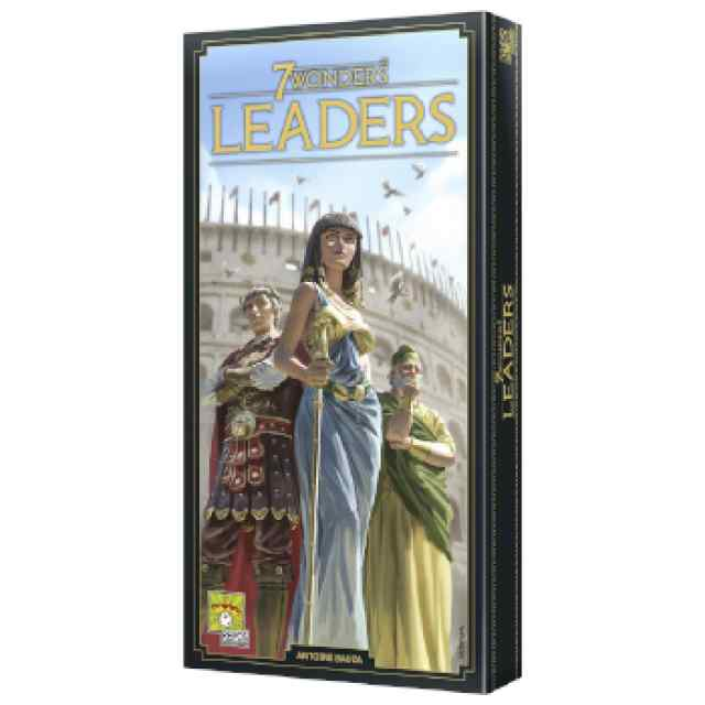 7 Wonders: Leaders Nueva Edición TABLERUM