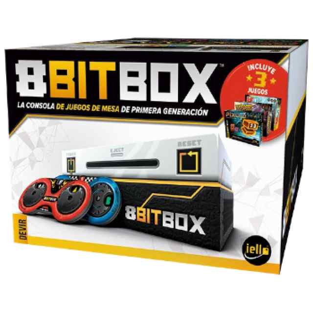 8 BIT BOX TABLERUM
