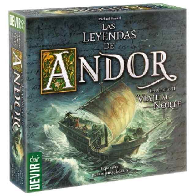 comprar Las Leyendas de Andor: Viaje al Norte