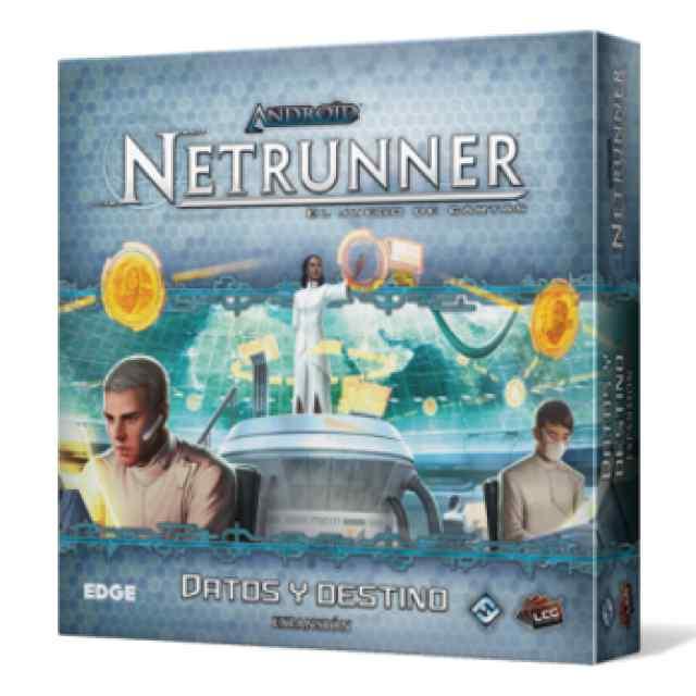 comprar Android Netrunner Datos y Destino