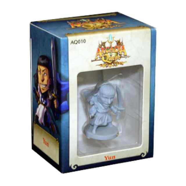 Arcadia Quest: Yun caja