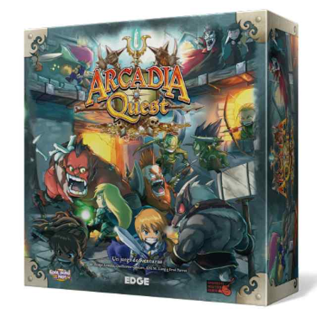 Arcadia Quest barato