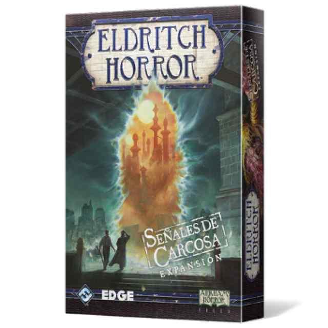 juego Eldritch Horror: Señales de Carcosa