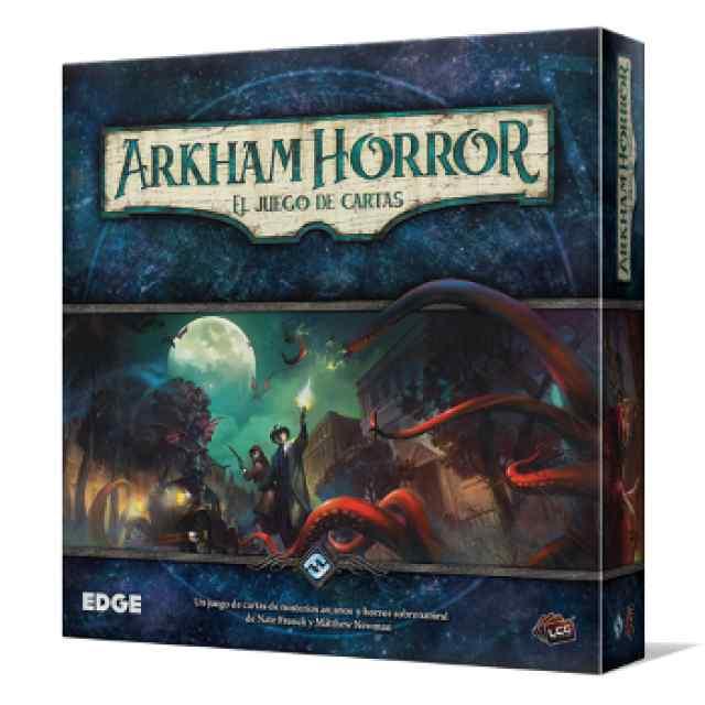 Juego Arkham Horror: El Juego de Cartas
