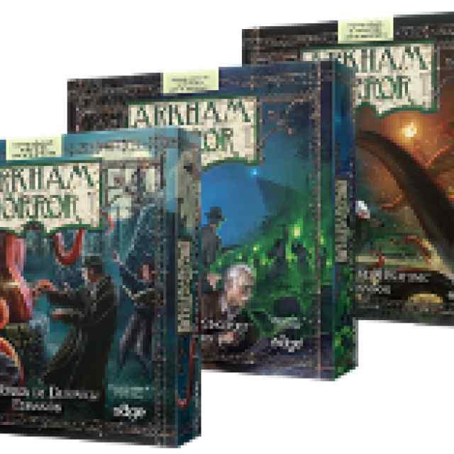 comprar expansiones Arkham Horror