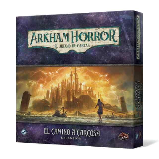 Arkham Horror (LCG): El Camino a Carcosa TABLERUM
