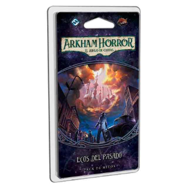 Arkham Horror (LCG): Ecos del Pasado TABLERUM