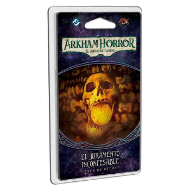 Arkham Horror (LCG): El Juramento Inconfesable TABLERUM