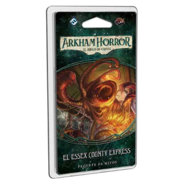 Arkham Horror (LCG): El Essex County Express