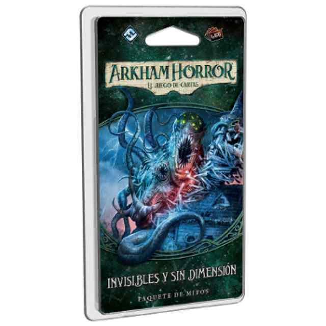 Arkham Horror (LCG): Invisibles y Sin Dimensión