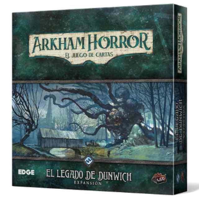 Arkham Horror (LCG): El Legado de Dunwich