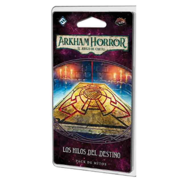 Arkham Horror (LCG): Los Hilos del Destino TABLERUM