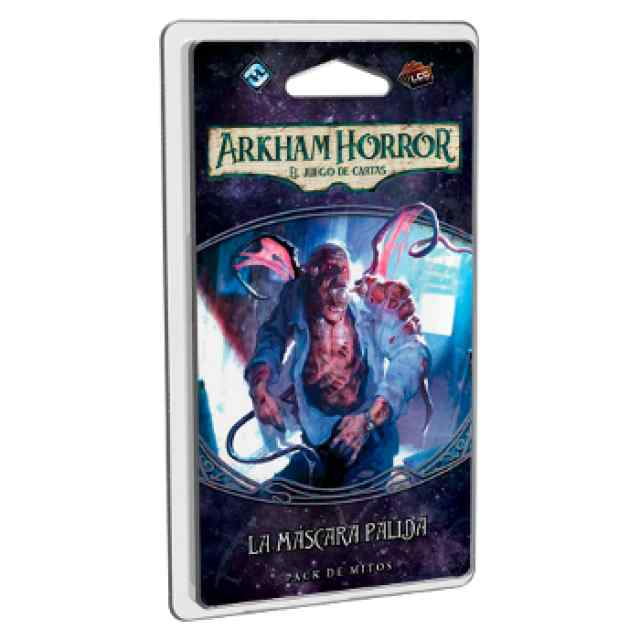 Arkham Horror (LCG): La Máscara Pálida TABLERUM