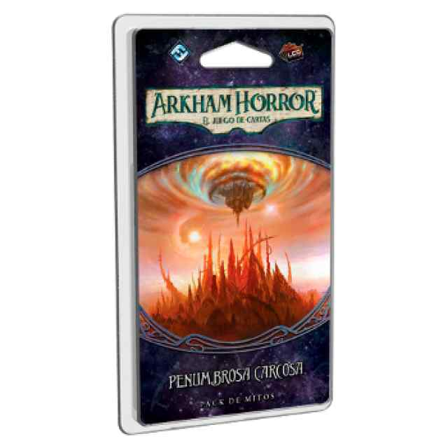 Arkham Horror (LCG): Penumbrosa Carcosa TABLERUM