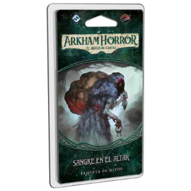 Arkham Horror (LCG): Sangre en el Altar