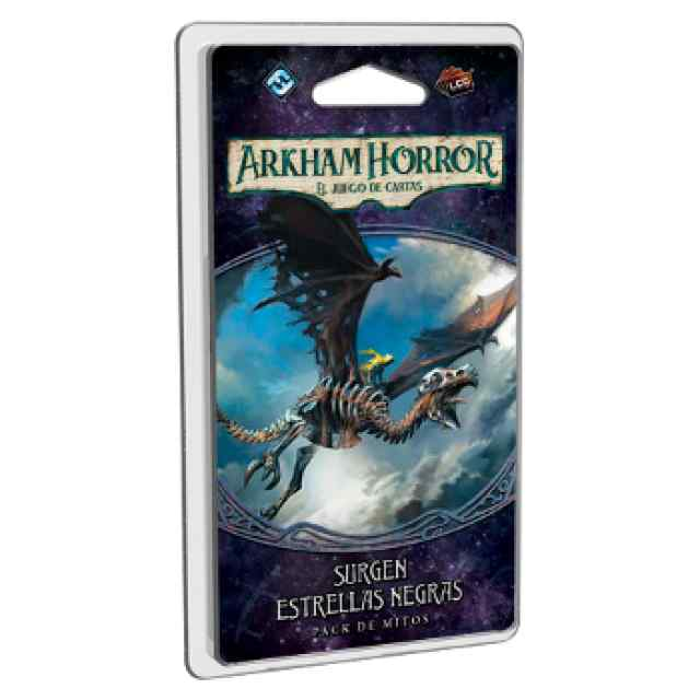 Arkham Horror (LCG): Surgen Estrellas Negras TABLERUM