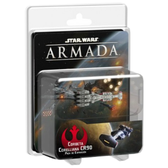 nave Star Wars Armada: Corbeta Corelliana CR90