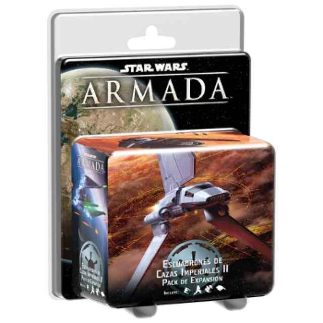 Star Wars Armada: Escuadrones de cazas Imperiales 2