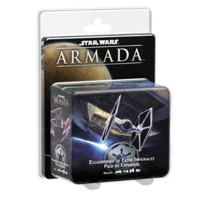 comprar Star Wars Armada: Escuadrones de Caza Imperiales