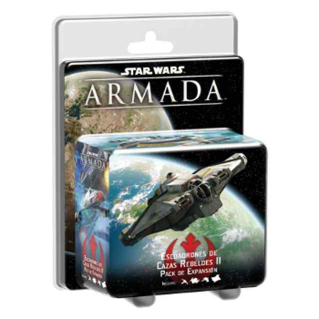 Star Wars Armada: Escuadrones de cazas Rebeldes 2