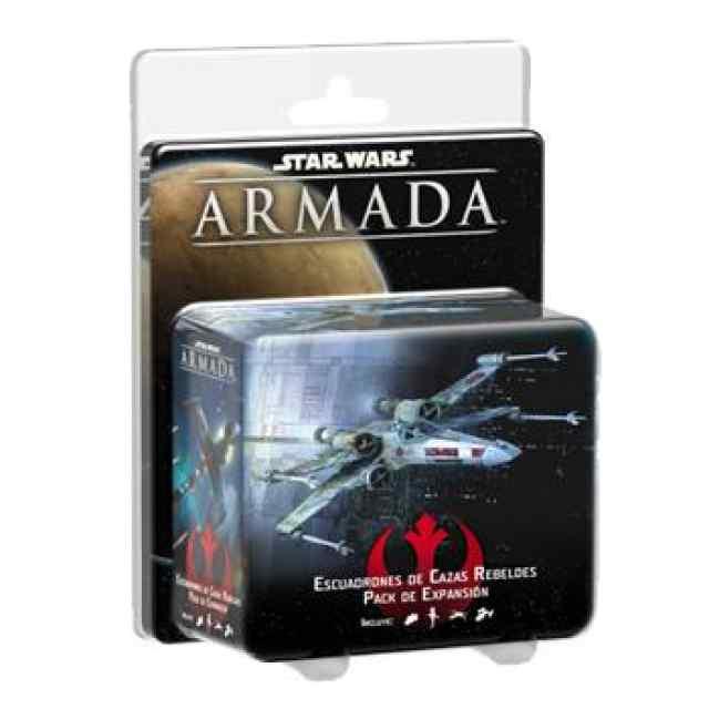 comprar Star Wars Armada: Escuadrones de Caza Rebeldes