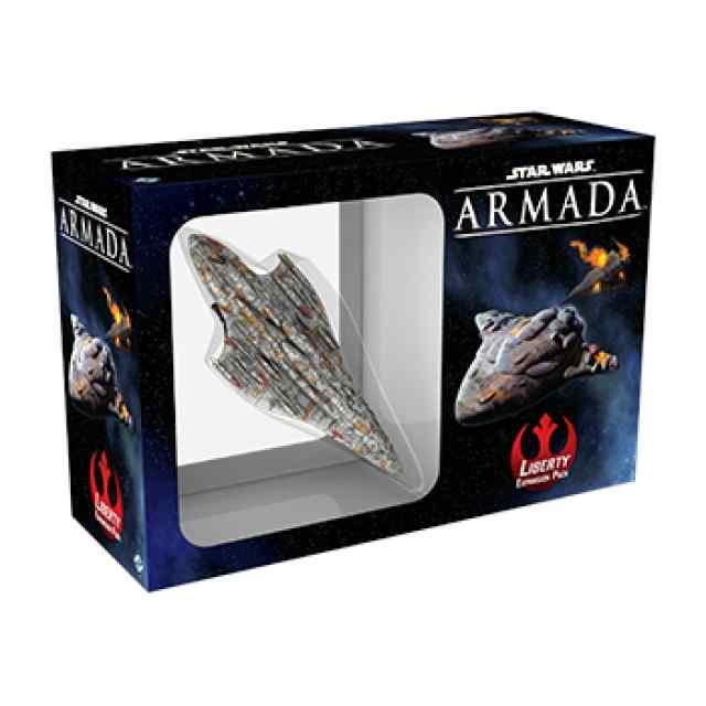 juego Star Wars Armada Libertad wave 4