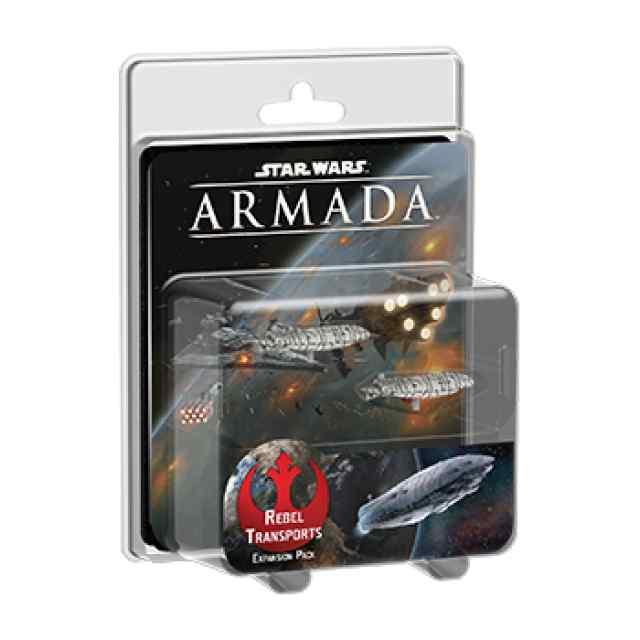 juego de mesa Armada Tranportes Rebeldes