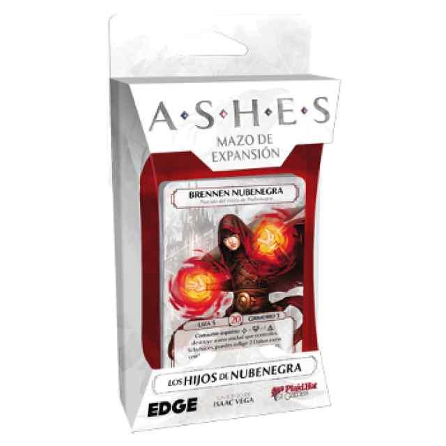 Ashes: Los hijos de Nubenegra comprar