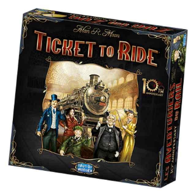 comprar Aventureros al Tren! Edición 10º Aniversario
