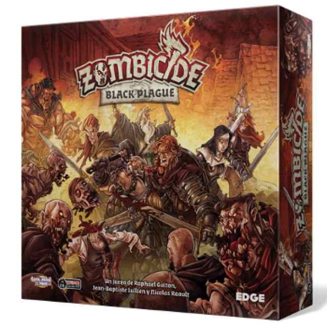 comprar Zombicide: Black Plague