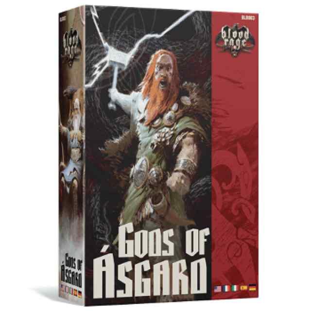 comprar Blood Rage: Dioses de Asgard