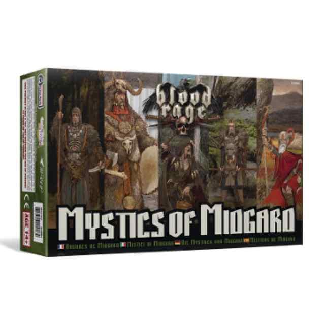 comprar Blood Rage: Místicos de Midgard