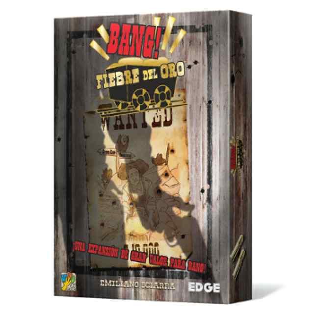 Bang!: Fiebre del oro