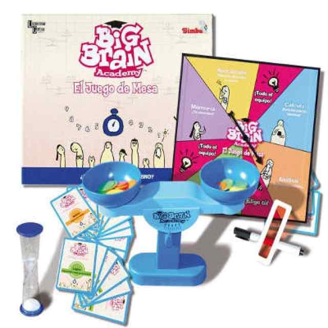 Big Brain Academy: El juego de mesa
