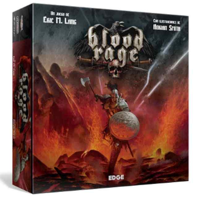 Comprar Blood Rage juego de mesa