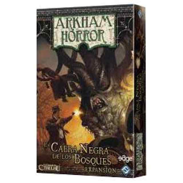 comprar Arkham Horror: La Cabra Negra de los Bosques