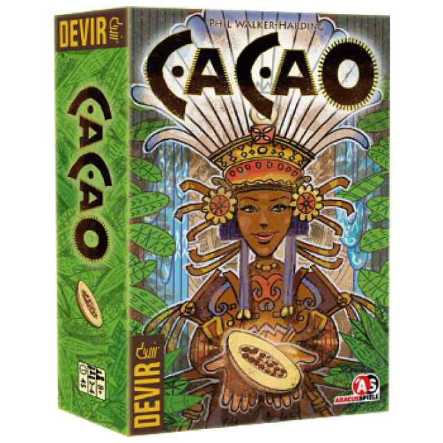 comprar juego de mesa Cacao