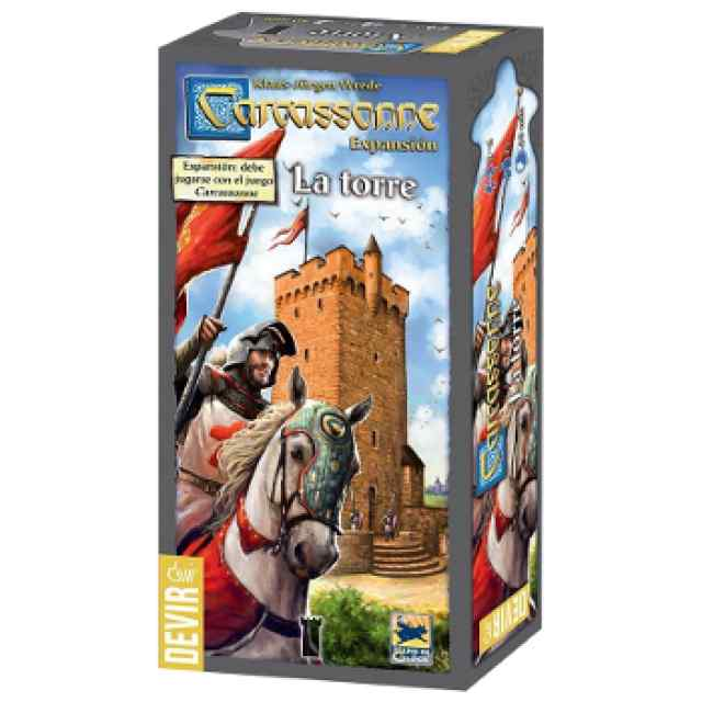 Carcassonne: La Torre TABLERUM