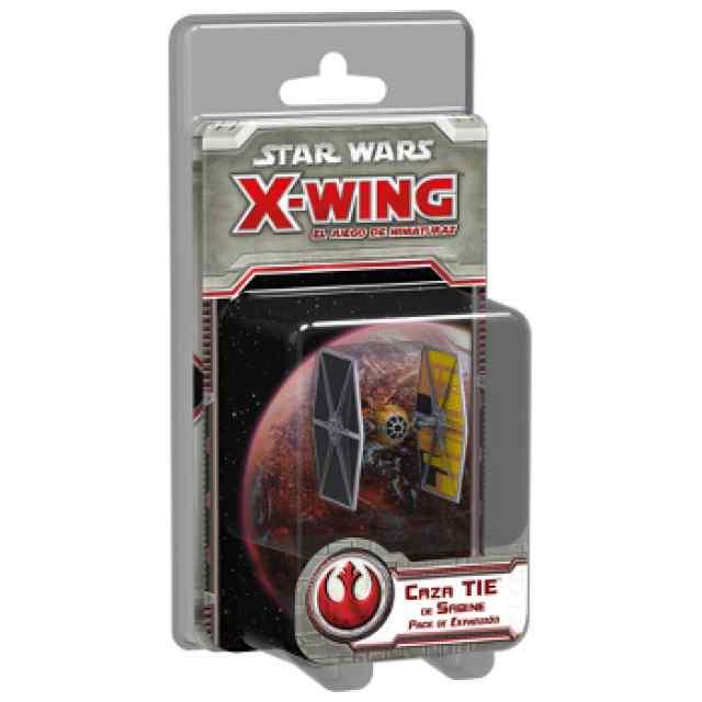 X Wing: Caza TIE de Sabine