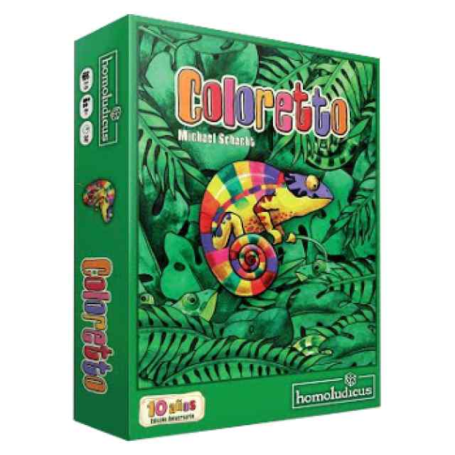 comprar Coloretto
