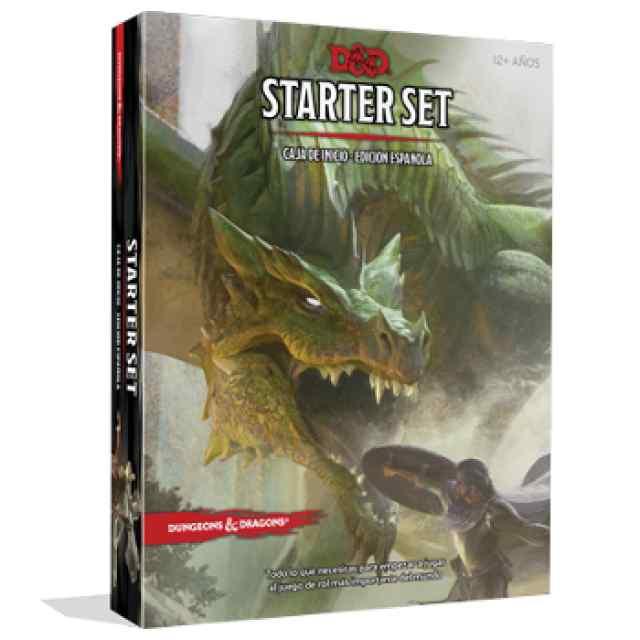 comprar Dungeons & Dragons: Starter Set - Caja de Inicio Ed. Española