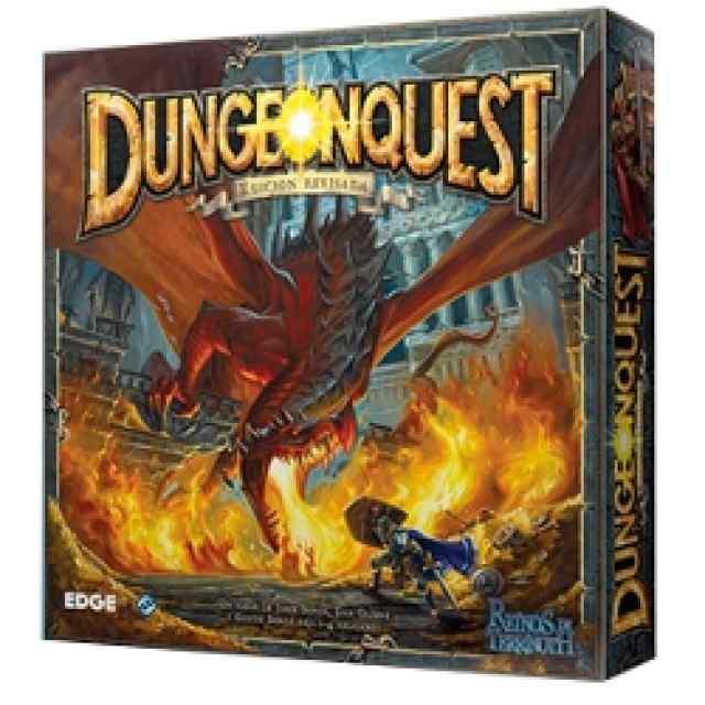comprar DungeonQuest (Edición revisada)