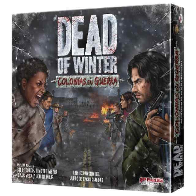 Dead of Winter: Colonias en Guerra TABLERUM