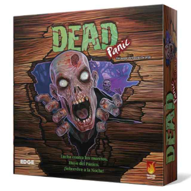 juego de mesa Dead Panic