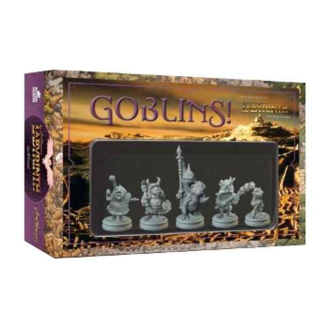 Dentro del Laberinto: Expansión Goblins (CASTELLANO) TABLERUM